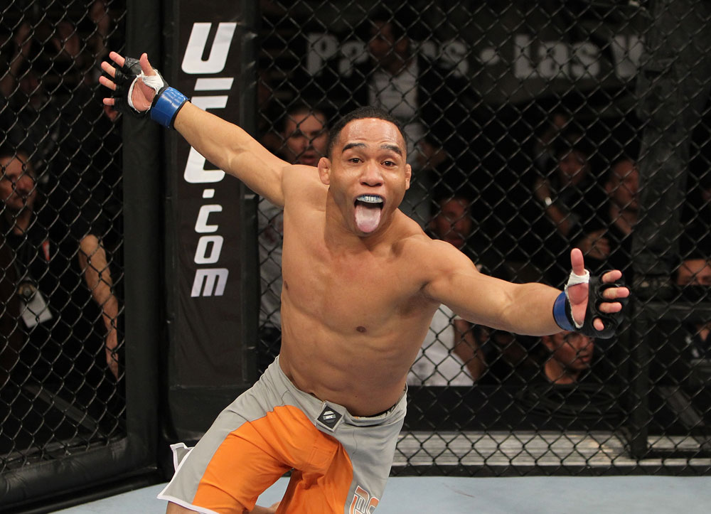 John Dodson refuses to fight overweight opponent at UFC BELEM : won't get Show Money -
