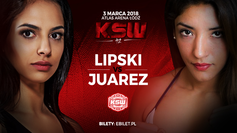 Silvana Gomez Juarez challenges 'The Violence Queen' at KSW 42 - ksw