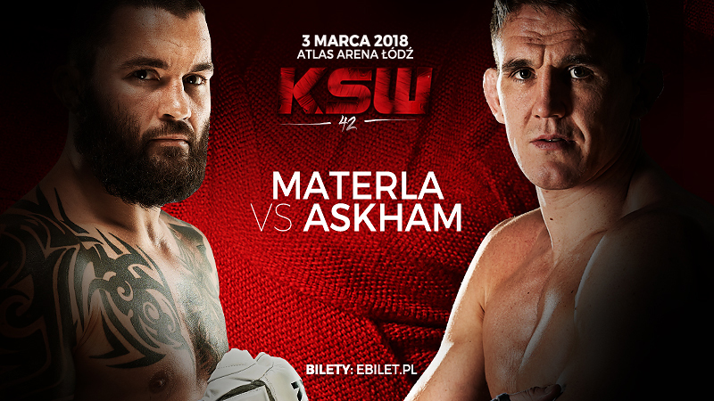 KSW: Michal Materla vs. Scott Askham -