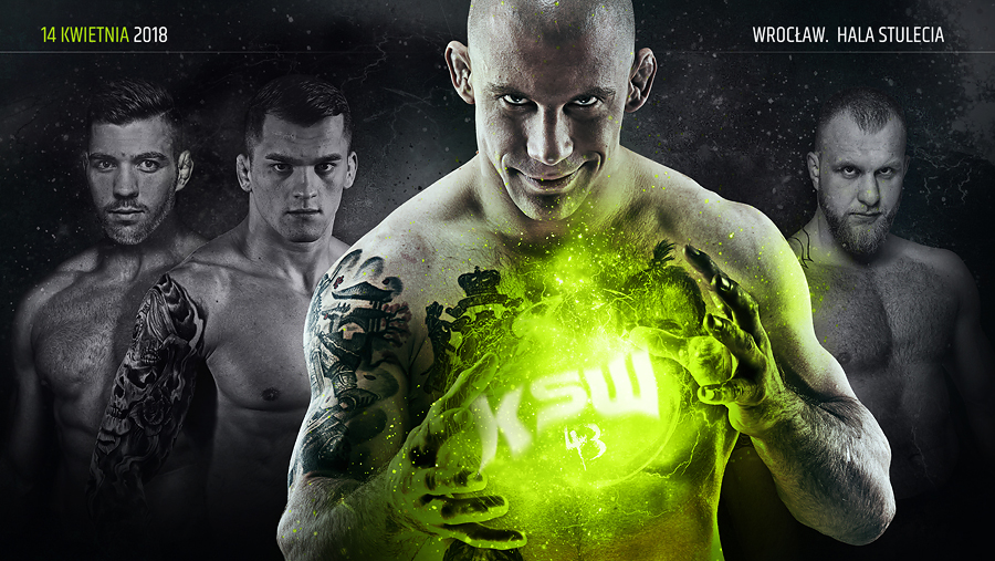 KSW 43 To be headlined by Damian Janikowski -