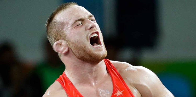 UFC: Olympian Kyle Snyder wants to train Conor McGregor for possible bout against Khabib Nurmagomedov - Kyle Snyder