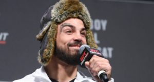 UFC: Mike Perry says that Colby Covington will try to 's**k his d**k for 15 minutes' if they fought - Mike Perry