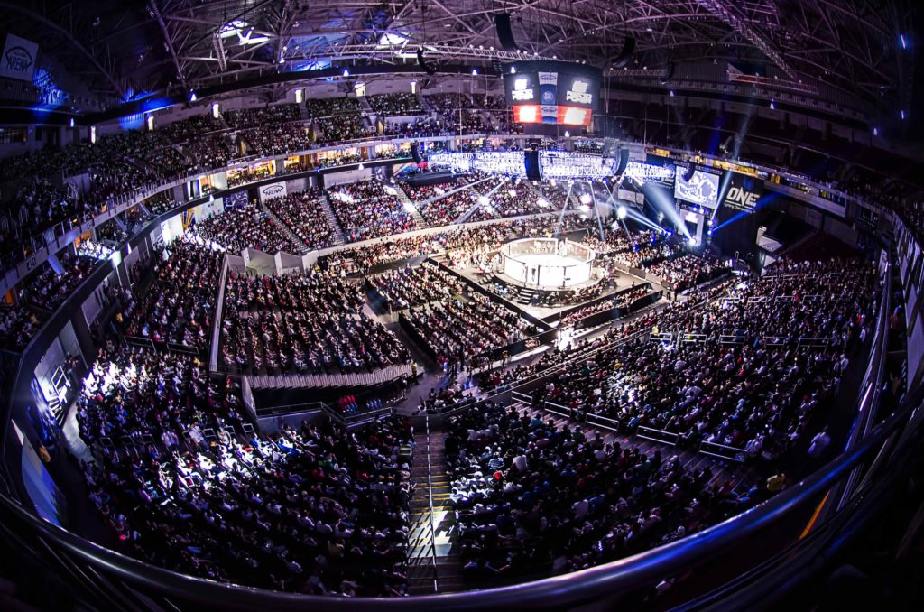 ONE CHAMPIONSHIP LAUNCHES GLOBAL KICKBOXING LEAGUE - ONE CHAMPIONSHIP