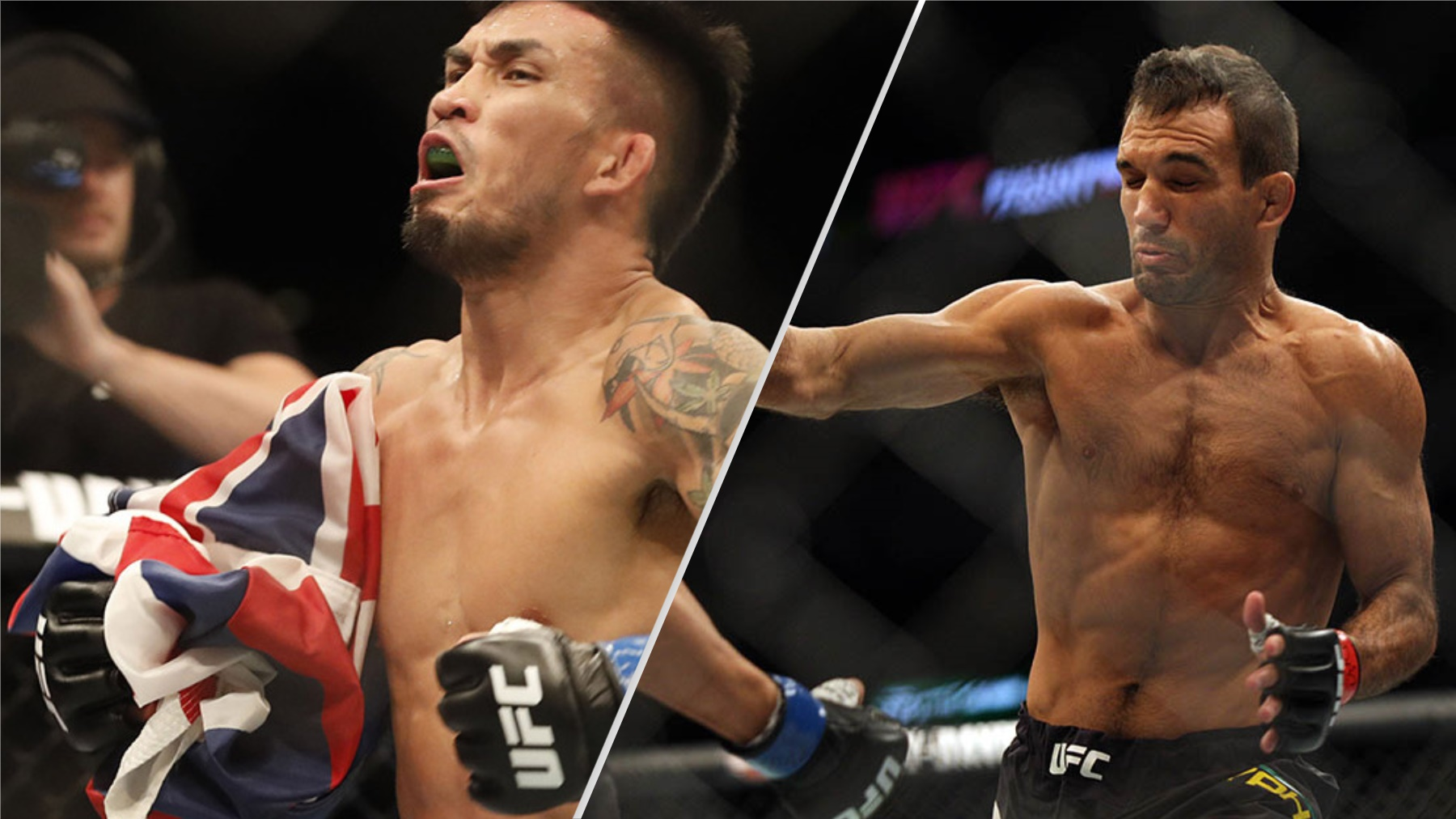 UFC on FOX 28 Emmett vs. Stephens: 10 Solid Fights to Watch For -