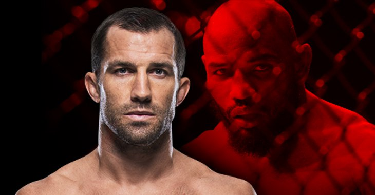 UFC 221 - Play by Play Results & Live Updates -