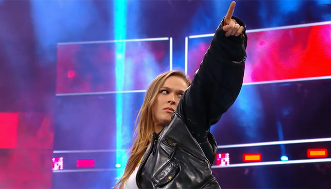 UFC: Ronda Rousey posts a video of her training for WWE debut - Ronda R