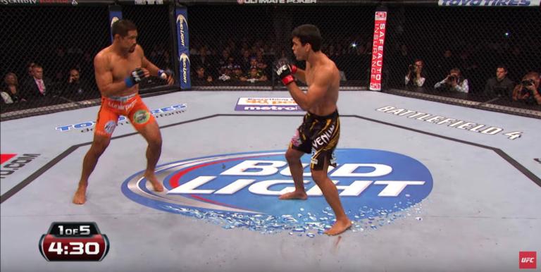 Fight Night Belem Free Fight: Mark Munoz vs Lyoto Machida