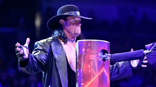 WWE: The Undertaker training for a possible return to the ring? - undertaker