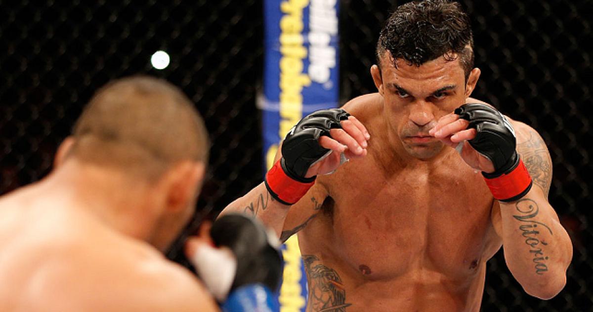 Vitor Belfort vs. Lyoto Machida is set to happen at UFC 224 -
