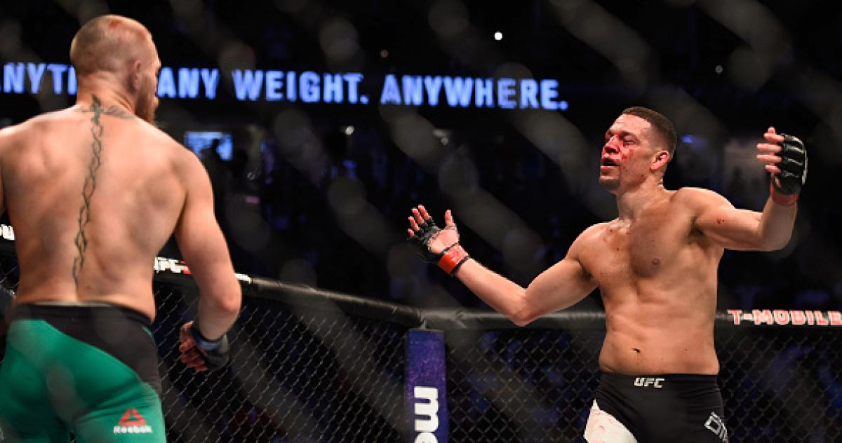 Nate Diaz interested in headlining UFC 222 -