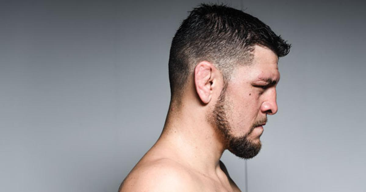 UFC: Dana White and Jeff Novitzky say that Nick Diaz wants to fight in the UFC again - Nick Diaz