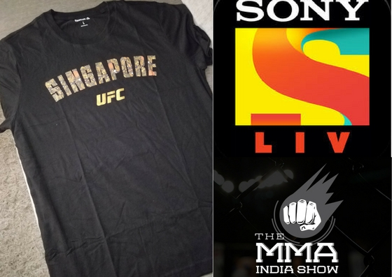 "THE MMA INDIA SHOW IS NOW LIVE ON ""SONY LIV"" - Sony"