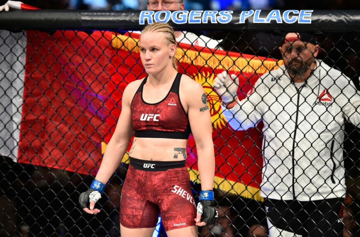 Interview: Valentina Shevchenko plans on finishing Priscila, expects to have a showdown with Nunes soon -