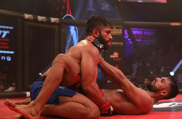Super Fight League: Bengaluru Tigers tear apart Mumbai Maniacs to get their third win of the season - Super Fight League