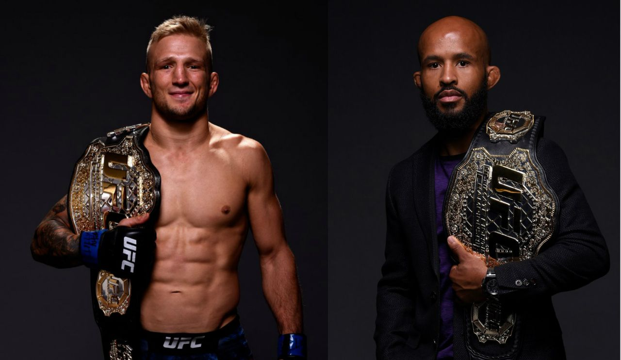 TJ DILLASHAW vs DEMETRIOUS JOHNSON is in the works for UFC 226 -
