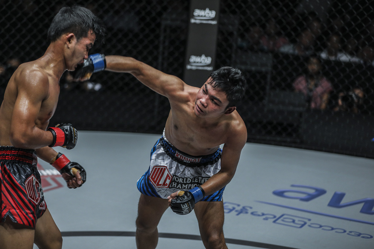 Ye Thway Ne Takes Split Decision Over Saw Min Min In 3-Round Thriller -