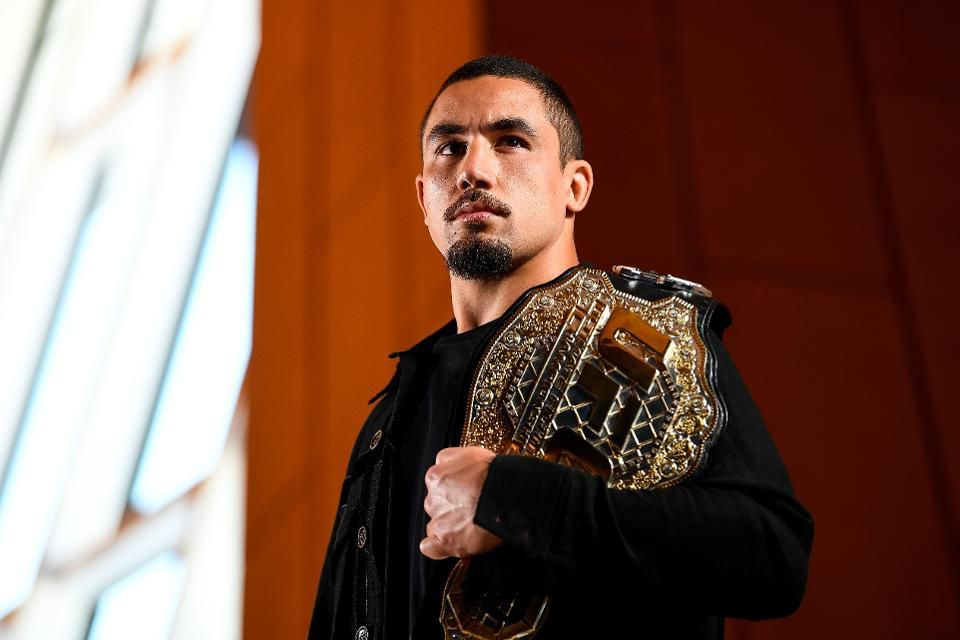 Robert 'The Reaper' Whittaker is back with a health update -