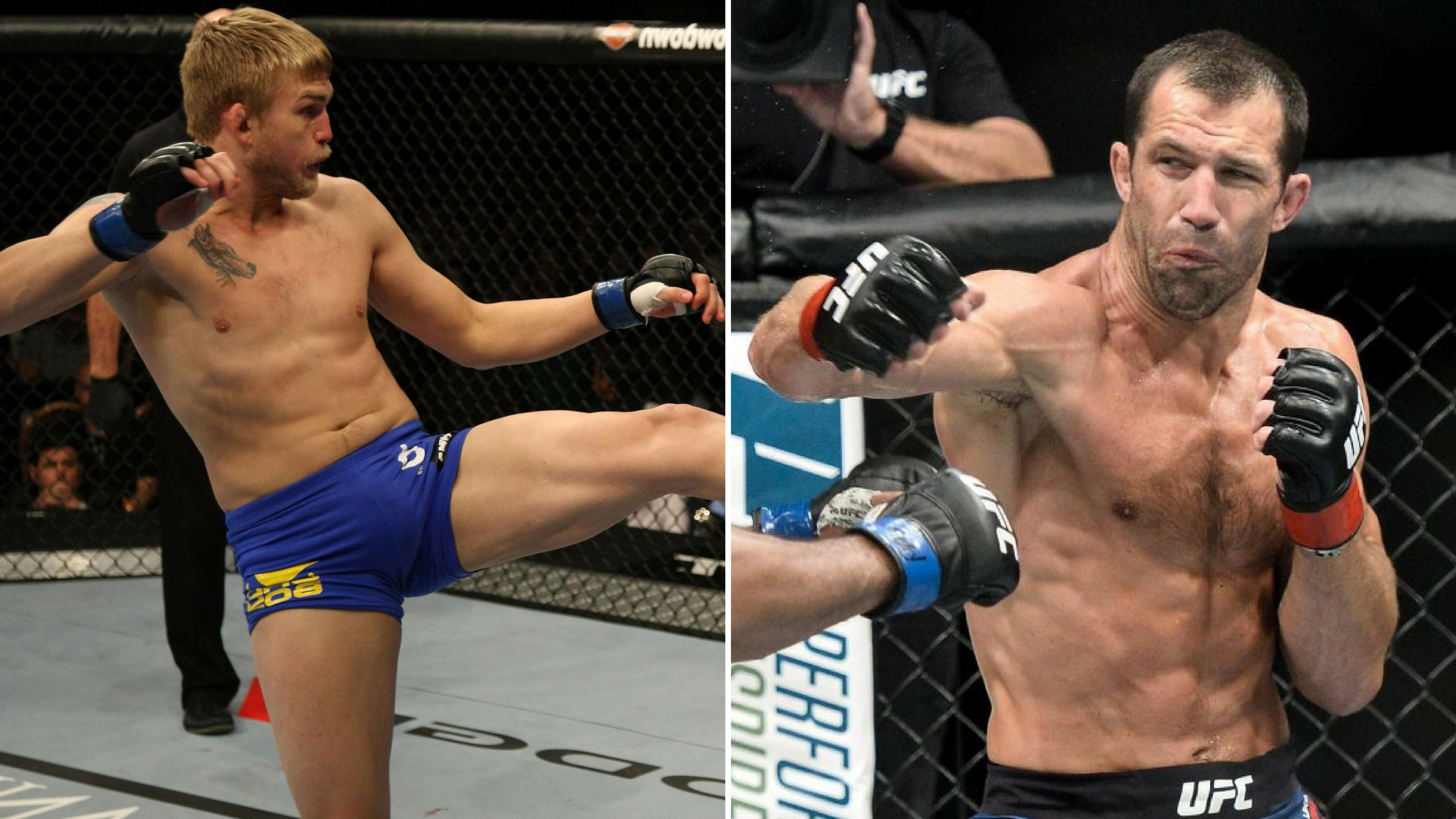 Alexander Gustafsson ready to welcome Luke Rockhold to LW - alexander gustafsson