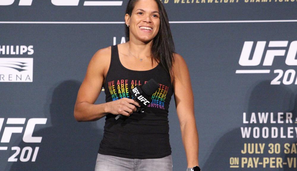 UFC: Amanda Nunes vs Racquel Pennington set for UFC 224 - Amanda Nunes