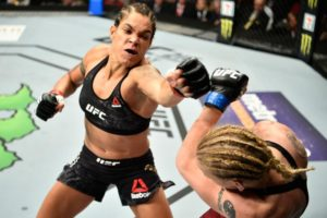 Amanda Nunes set to defend title against top Bantamweight