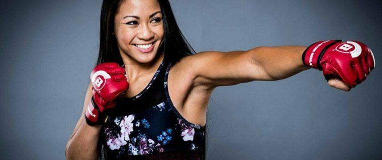 Ana Julaton is primed to make a statement at Bellator 194
