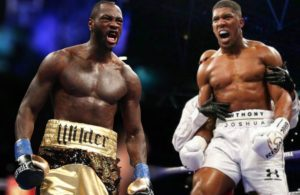 Deontay Wilder trashes Anthony Joshua and his team for ducking him