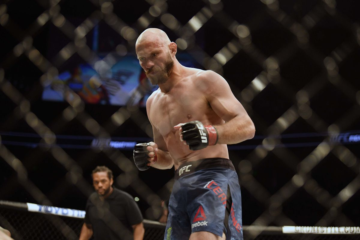 UFC: Donald Cerrone on nerves being a factor in his fight against Yancy Medeiros - Donald Cerrone
