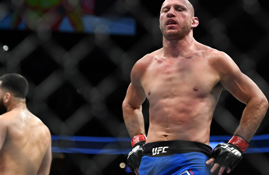 Donald Cerrone on fighting being scary