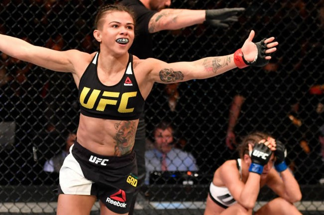 Claudia Gadelha in great shape ahead of UFC return
