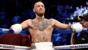 Conor McGregor is the most googled athlete in the USA in 2017 -