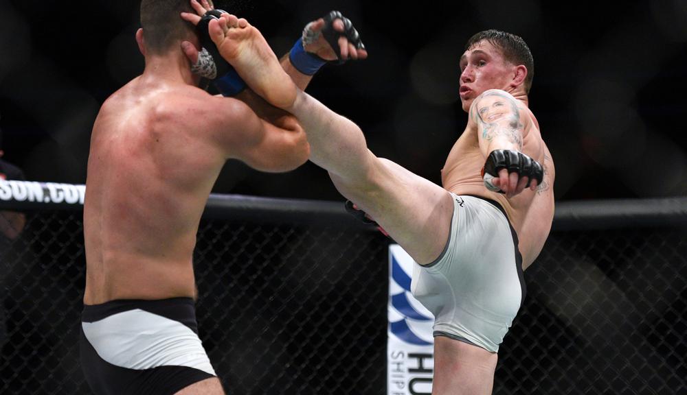 UFC: Darren Till is apparently worried about the Light Heavyweight title - Till