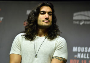 UFC: UFC Middleweight Elias Theodorou to be a ring boy at Invicta FC - Theodorou