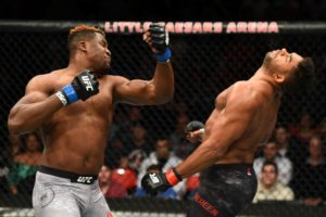 Francis Ngannou could benefit from training at AKA
