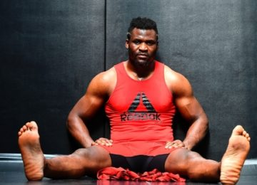 Francis Ngannou could turn into a monster at AKA