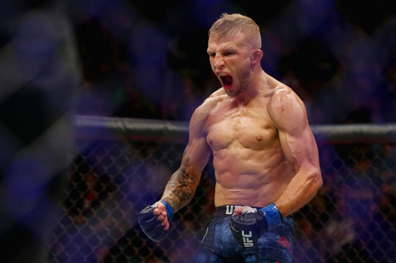 UFC: TJ Dillashaw explains why he refused to fight Cody Garbrandt at UFC 222 - Dillashaw