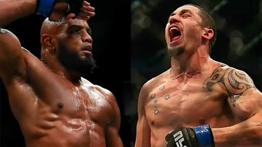 UFC: Middleweight Champion Robert Whittaker believes Yoel Romero is a genuis for his approach against Luke Rockhold -