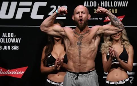 UFC: Surging Brian Kelleher looks to put away former Champion Renan Barao - Brian Kelleher
