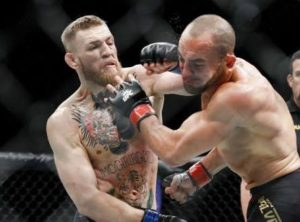 UFC:Conor McGregor claims that he wanted to fight Frankie Edgar at UFC 222 after Max Holloway pulled out - McGregor