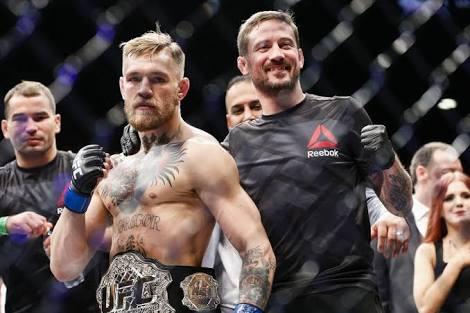 UFC: John Kavanagh proposes epic main event for UFC's next event in Dublin - John Kavanagh
