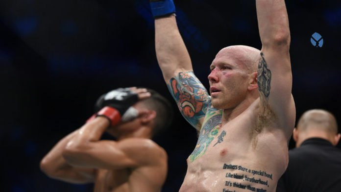 UFC: Josh Emmett opens up about the possibility of fighting his teammates - Emmett