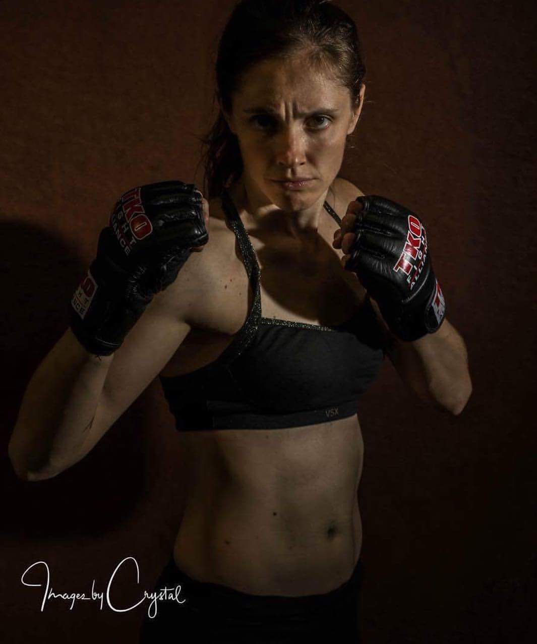 Interview with Katie Saull : SBG Fighter -