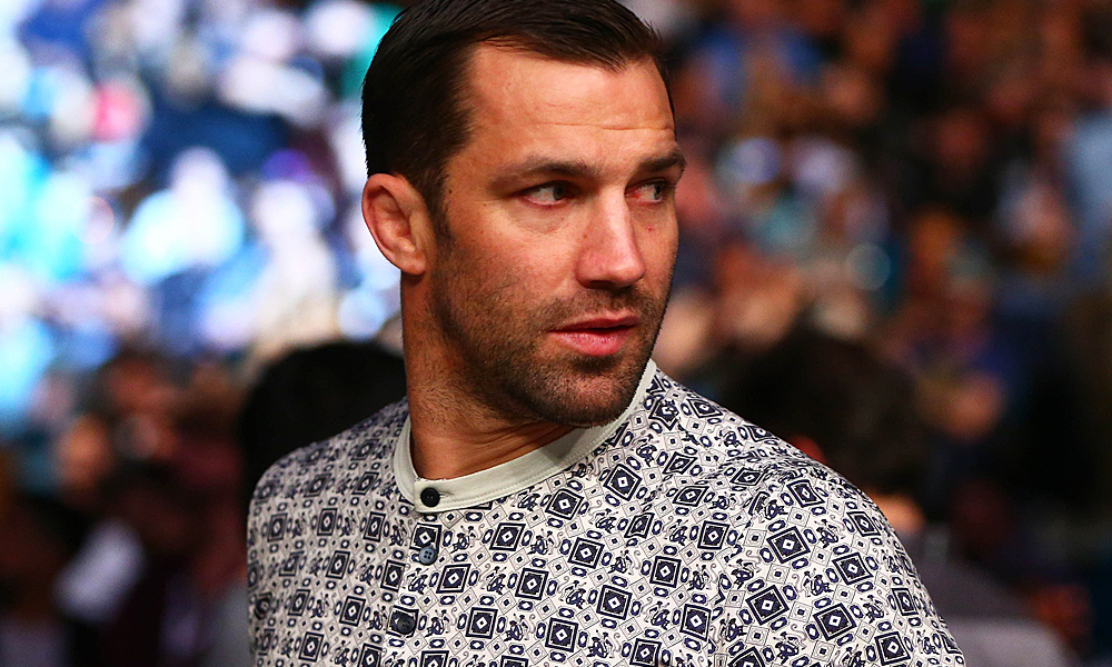 Countdown to UFC 221 seems to suggest that Luke Rockhold may be done with AKA - Luke Rockhold