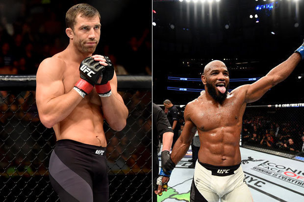 Luke Rockhold: I'll take the life out of Yoel Romero - Luke Rockhold