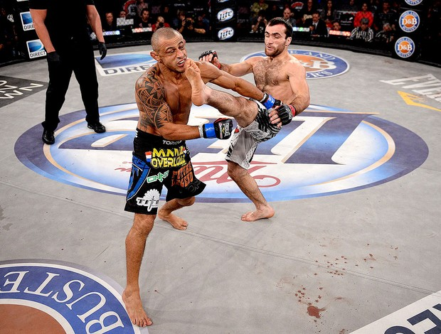 MMA: MMA fighter Marlon Sandro charged with attempted murder and domestic abuse - Marlon Sandro