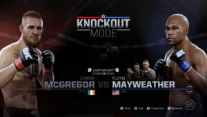 Conor McGregor and Floyd Mayweather Jr. might fight in the UFC -