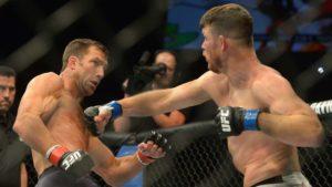 UFC: Luke Rockhold vs. Michael Bisping-3 is currently in 'discussion' - luke rockhold