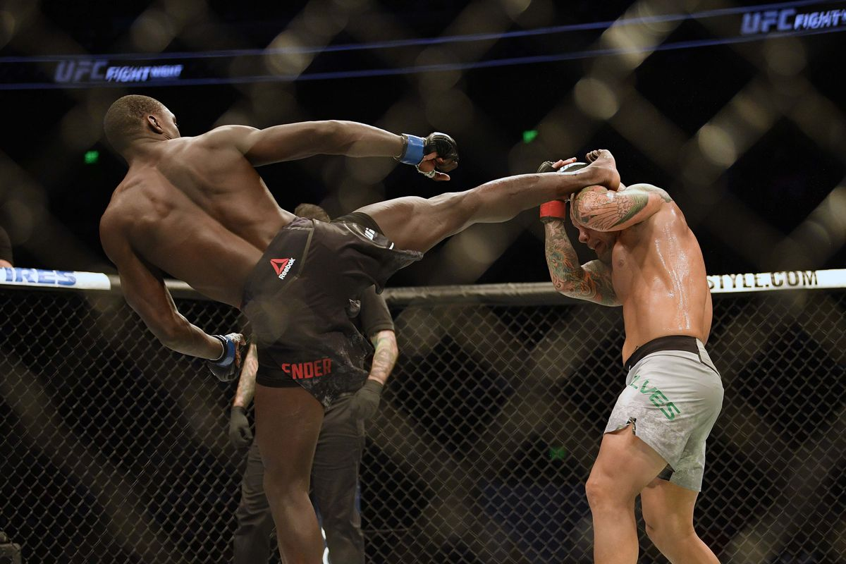 UFC: Curtis Millender sets his sights on Mickey Gall after stellar UFC debut victory - Millender