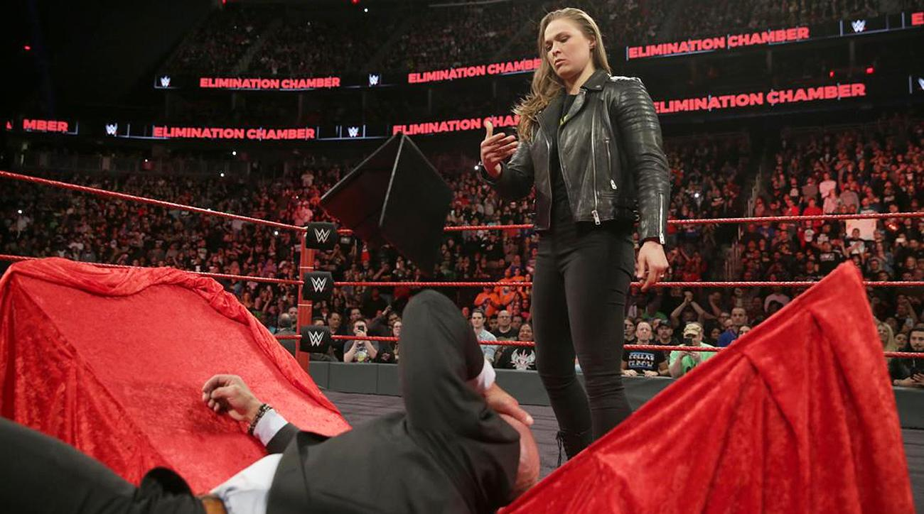 How the WWE may book Ronda Rousey during her pro-wrestling stint -