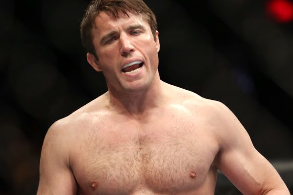 Chael Sonnen chimes in with his two cents on this weekend's UFC fight