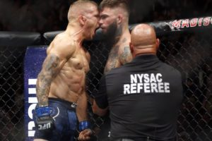UFC: Video emerges of TJ Dillashaw cheap shotting training partner after the bell in sparring - TJ Dillashaw
